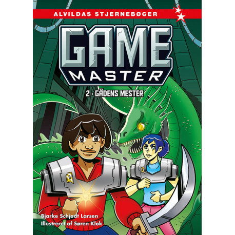 Game Master 2: Gådens mester