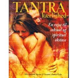 Tantra kærlighed: en rejse til seksuel og spirituel ekstase