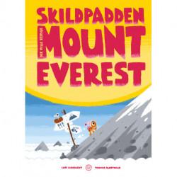 Skildpadden der ville bestige Mount Everest