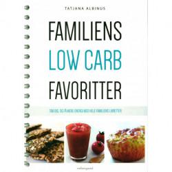 Familiens low carb favoritter