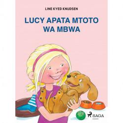 Lucy Apata Mtoto wa Mbwa