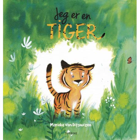 Jeg er en tiger