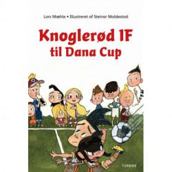 Knoglerød IF til Dana Cup