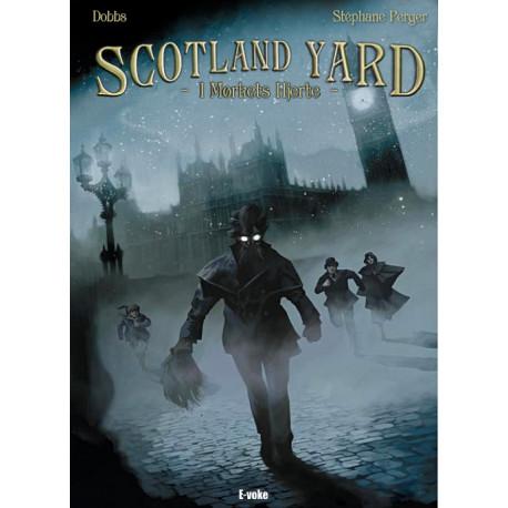 Scotland Yard: I Mørkets Hjerte