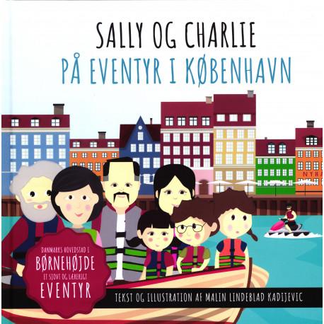 Sally og Charlie på eventyr i København