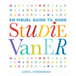 En visuel guide til gode studievaner