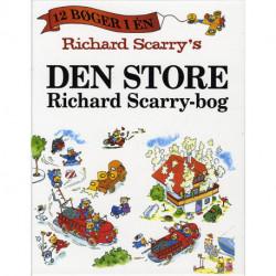 Richard Scarry´s Den store Richard Scarry-bog