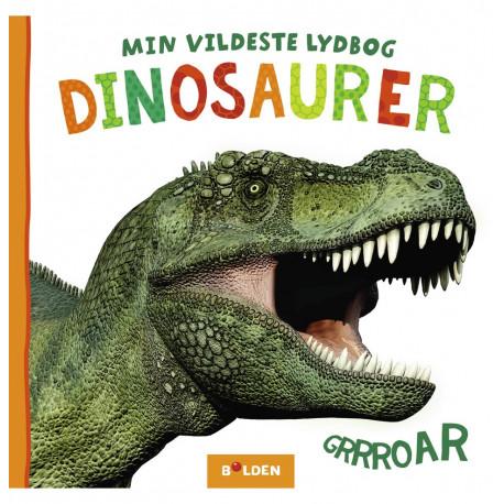 Min vildeste lydbog: Dinosaurer