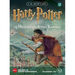 Harry Potter 2 - Harry Potter og Hemmelighedernes Kammer