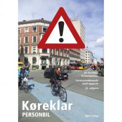 Køreklar Personbil- 22.udgave: En teoribog til køreprøven. Selvkontrollerende med opgaver