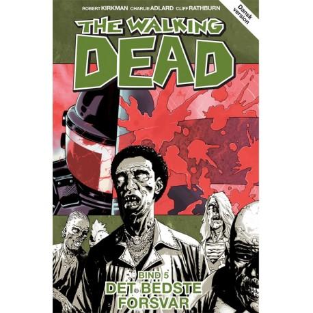 The Walking Dead - Det bedste forsvar (Bind 5)