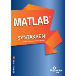 MATLAB syntaksen: brug syntaksen