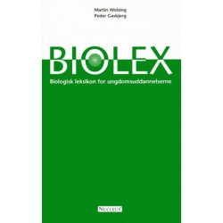 Biolex: biologisk leksikon for ungdomsuddannelserne