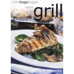Minikogebogen - mere grill