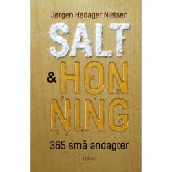 Salt og honning: 365 små andagter