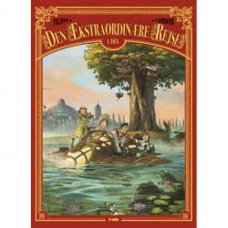 Den ekstraordinære rejse: Jules Vernes trofæ