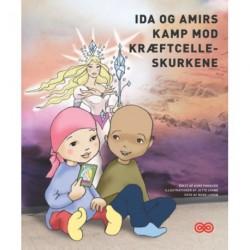 Ida og Amirs kamp mod kræftcelleskurkene
