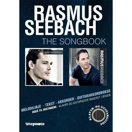 Rasmus Seebach The Songbook: Tekster, Melodilinje, Akkorder til alle sange fra Rasmus Seebachs to bestseller albums. Også til begyndere - klaver og guitarguide bagerst i bogen