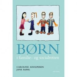 Børn i familie - og socialretten