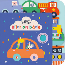 Baby – Sans og lær – Biler og både