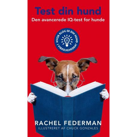 Test din hund: Den avancerede IQ - test for hunde Kolli 12