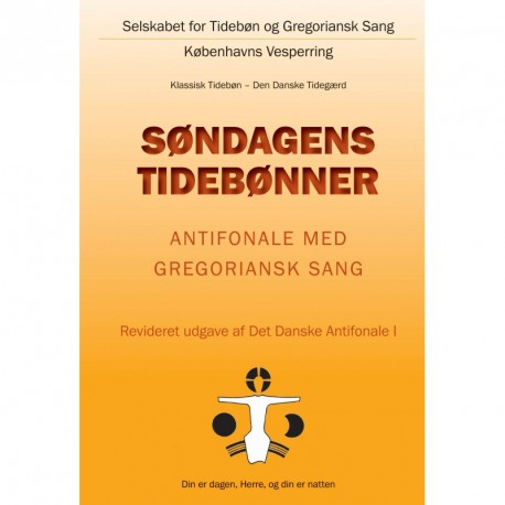 Søndagens tidebønner: Antifonale med gregoriansk sang