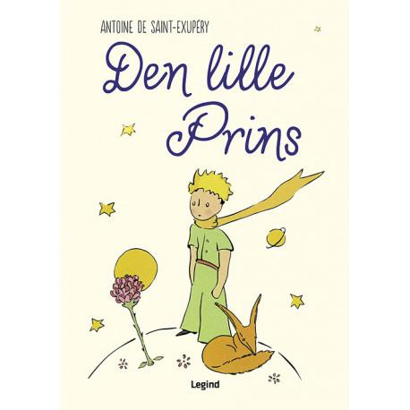 Den lille prins - Gavebog: Illustreret i farver med forfatterens tegninger