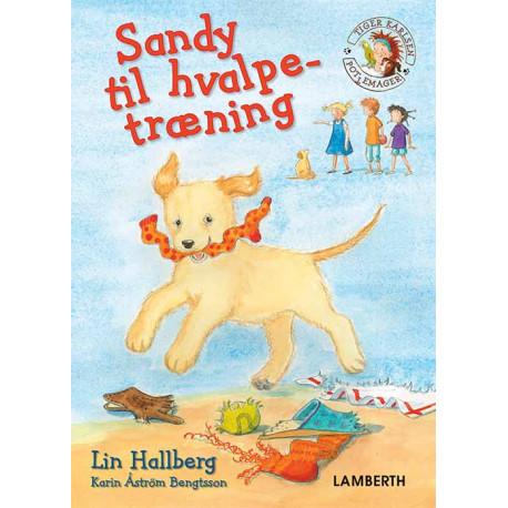 Sandy til hvalpetræning