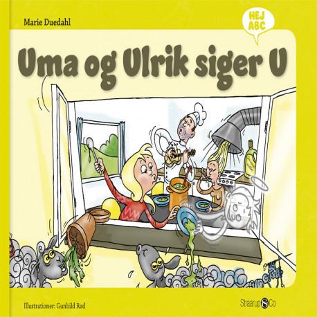 Uma og Ulrik siger U