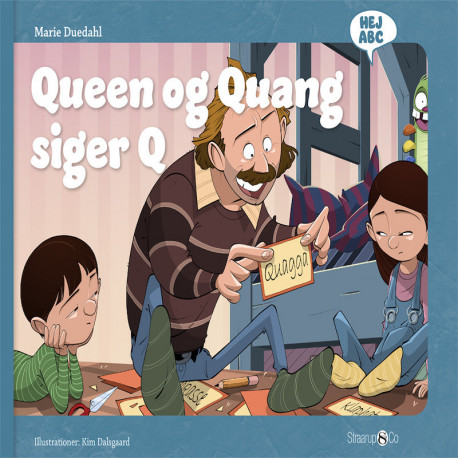 Queen og Quang siger Q