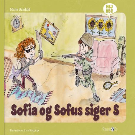 Sofia og Sofus siger S