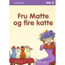Fru Matte og fire katte