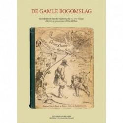 De gamle bogomslag: 610 dekorerede danske bogomslag fra ca. 1820 til 1920