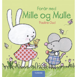 Forår med Mille og Mulle
