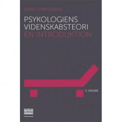 Psykologiens videnskabsteori: En introduktion