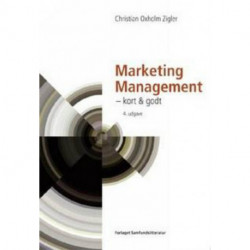 Marketing management: kort & godt