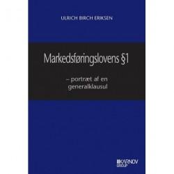 Markedsføringslovens § 1: portræt af en generalklausul