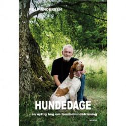 Hundedage: en nyttig bog om familiehundetræning