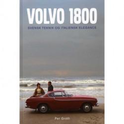 Volvo 1800: Svensk teknik og italiensk elegance