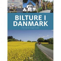 Bilture i Danmark: På tur i Danmark fra Skagen til Gedser