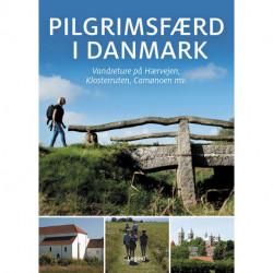 Pilgrimsfærd i Danmark: Vandreture på Hærvejen, Klosterruten, Camønoen mv.