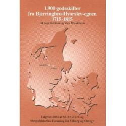1900 godsskifter fra Bjerringbro-Hvorslev-egnen 1715-1815