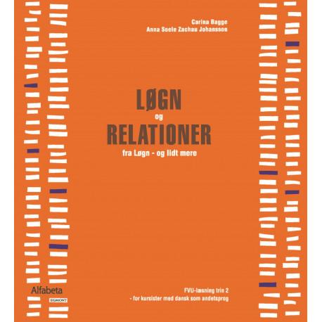 LØGN og RELATIONER: fra Løgn - og lidt mere