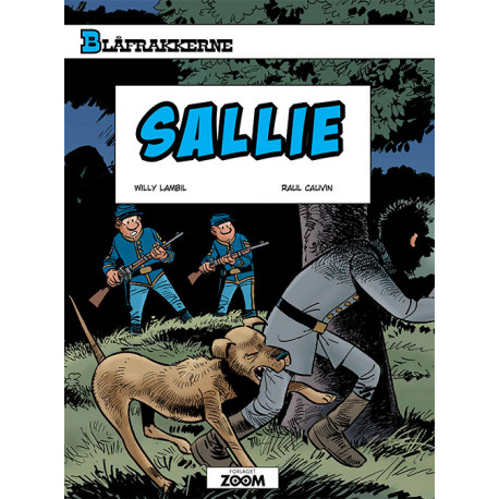 Blåfrakkerne: Sallie
