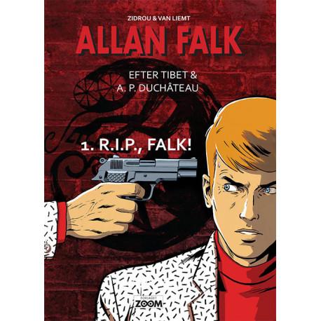 Allan Falk 1: R.I.P., Falk!