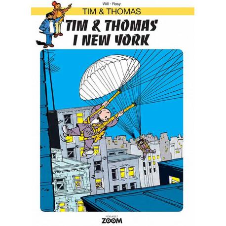 Tim & Thomas: Tim & Thomas i New York