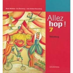 Allez hop ! 7: Tekstbog