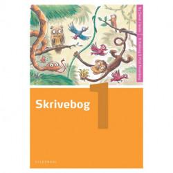 Ny Dansk i første: Skrivebog 1