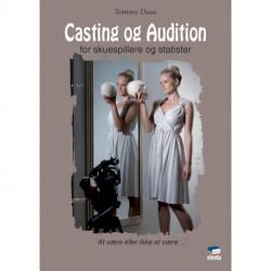 Casting og audition - for skuespillere og statister
