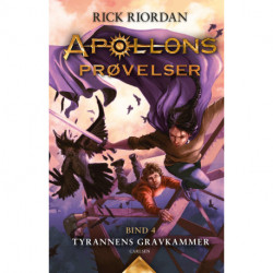 Apollons prøvelser (4) - Tyrannens gravkammer